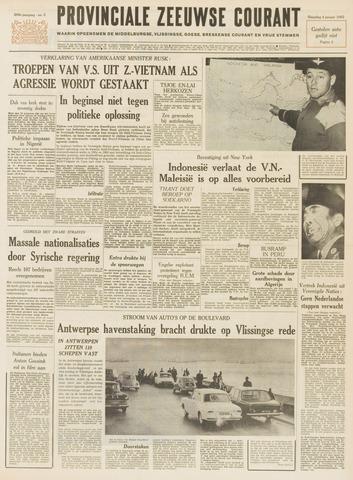 Provinciale Zeeuwse Courant 1965-01-04