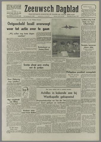 Zeeuwsch Dagblad 1957-03-18