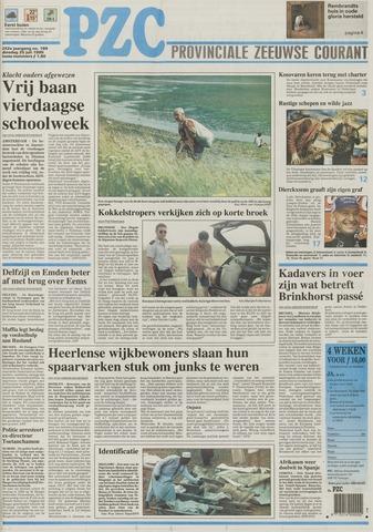Provinciale Zeeuwse Courant 1999-07-20