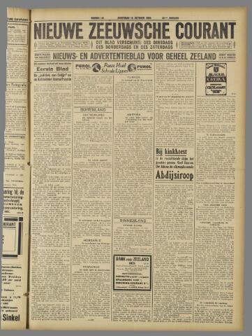 Nieuwe Zeeuwsche Courant 1924-10-18
