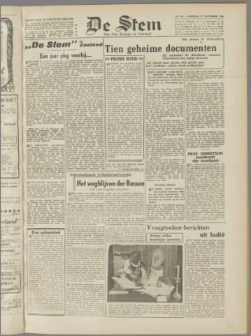 de Stem 1945-11-27