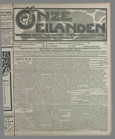 Onze Eilanden 1919-12-13