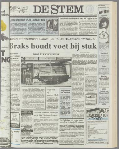 de Stem 1986-11-15