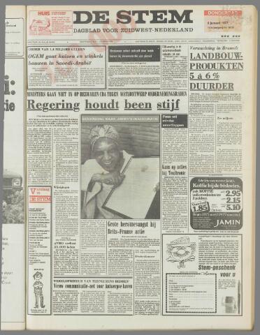 de Stem 1977-01-06