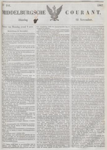 Middelburgsche Courant 1867-11-12
