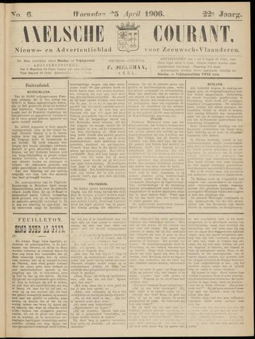 Axelsche Courant 1906-04-25