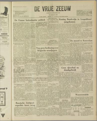 de Vrije Zeeuw 1959-12-29
