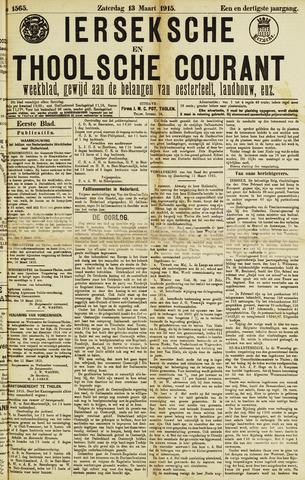 Ierseksche en Thoolsche Courant 1915-03-13