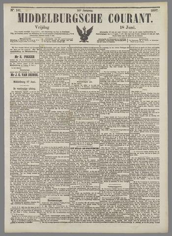 Middelburgsche Courant 1897-06-18
