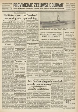 Provinciale Zeeuwse Courant 1952-11-22
