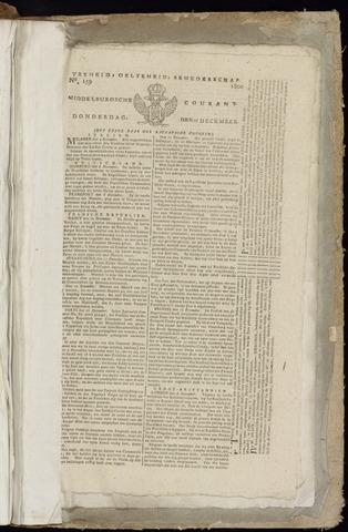 Middelburgsche Courant 1800-12-25