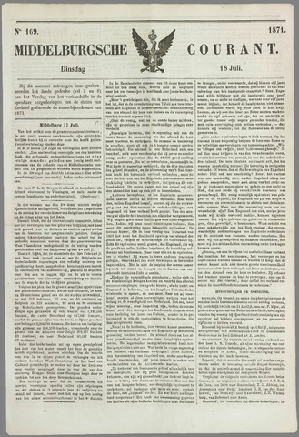 Middelburgsche Courant 1871-07-18