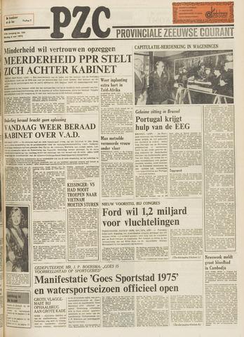 Provinciale Zeeuwse Courant 1975-05-06