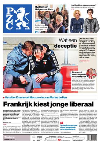 Provinciale Zeeuwse Courant 2017-05-08
