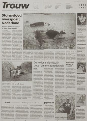 Watersnood documentatie 1953 - kranten 1999-12-31