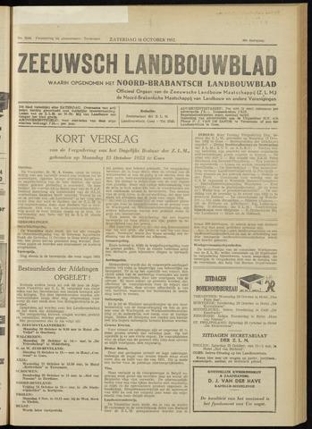 Zeeuwsch landbouwblad ... ZLM land- en tuinbouwblad 1952-10-18