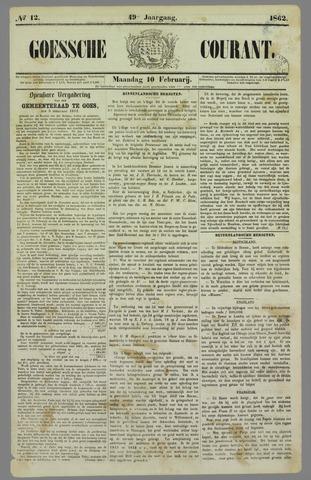 Goessche Courant 1862-02-10