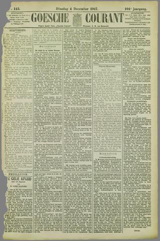 Goessche Courant 1917-12-04