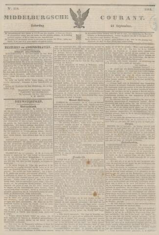 Middelburgsche Courant 1844-09-21