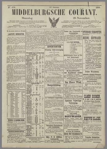 Middelburgsche Courant 1895-11-25