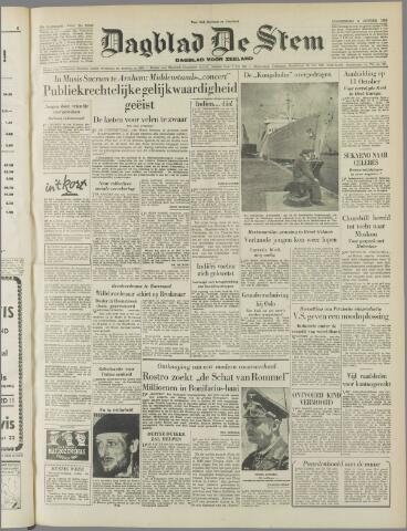 de Stem 1953-10-08
