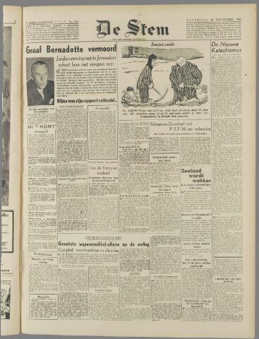 de Stem 1948-09-18
