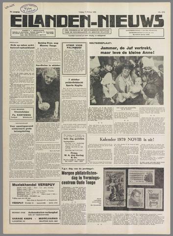Eilanden-nieuws. Christelijk streekblad op gereformeerde grondslag 1978-10-06