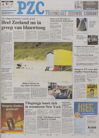 Provinciale Zeeuwse Courant 2006-10-12