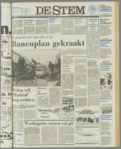 de Stem 1982-02-12