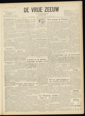 de Vrije Zeeuw 1956-10-08