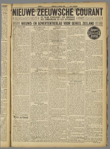 Nieuwe Zeeuwsche Courant 1924-01-15