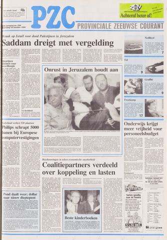 Provinciale Zeeuwse Courant 1990-10-10