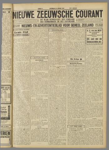 Nieuwe Zeeuwsche Courant 1933-01-21