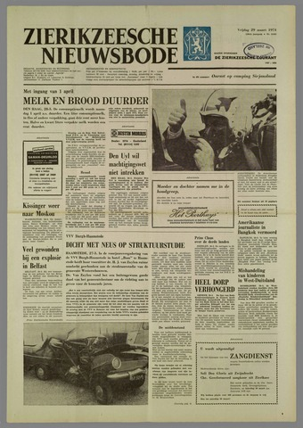 Zierikzeesche Nieuwsbode 1974-03-29