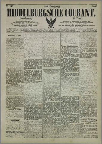Middelburgsche Courant 1893-06-22