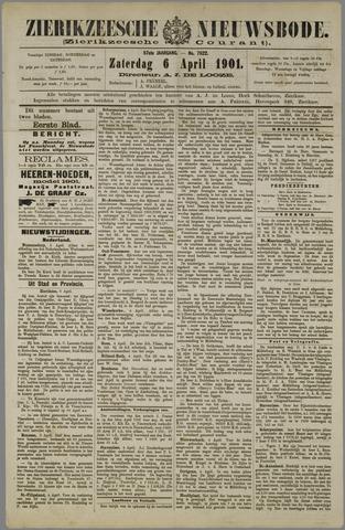 Zierikzeesche Nieuwsbode 1901-04-06