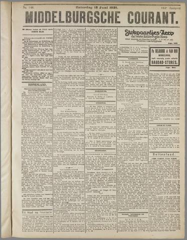 Middelburgsche Courant 1921-06-18