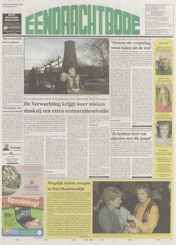 Eendrachtbode (1945-heden)/Mededeelingenblad voor het eiland Tholen (1944/45) 2007