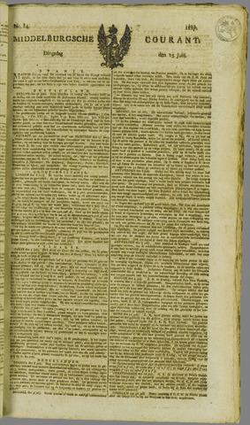 Middelburgsche Courant 1817-07-15