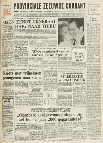 Provinciale Zeeuwse Courant 1972-11-09
