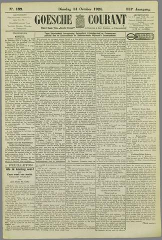 Goessche Courant 1924-10-14