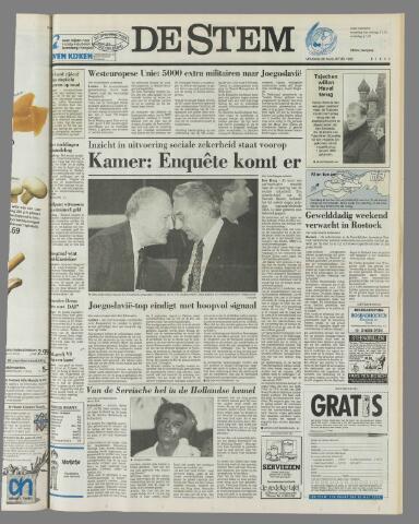 de Stem 1992-08-28