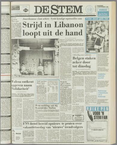 de Stem 1983-09-19