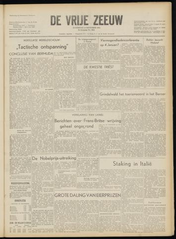 de Vrije Zeeuw 1953-12-12