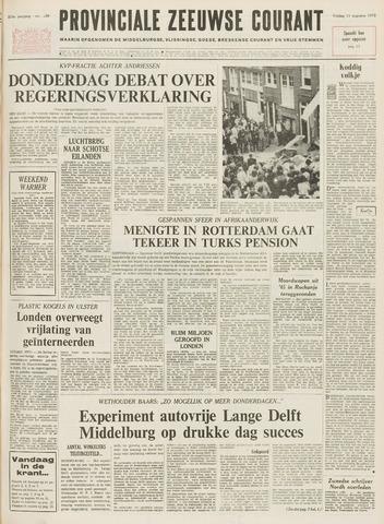 Provinciale Zeeuwse Courant 1972-08-11