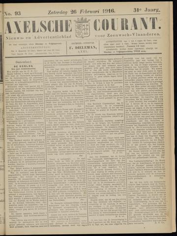 Axelsche Courant 1916-02-26