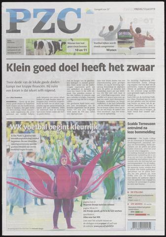 Provinciale Zeeuwse Courant 2014-06-13