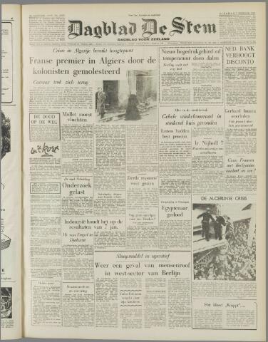 de Stem 1956-02-07