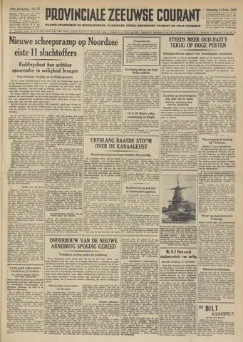 Provinciale Zeeuwse Courant 1950-02-13