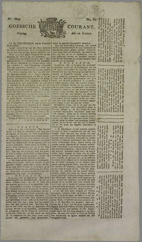 Goessche Courant 1824-10-22